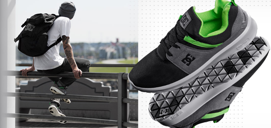 Акции DC Shoes в Мысках
